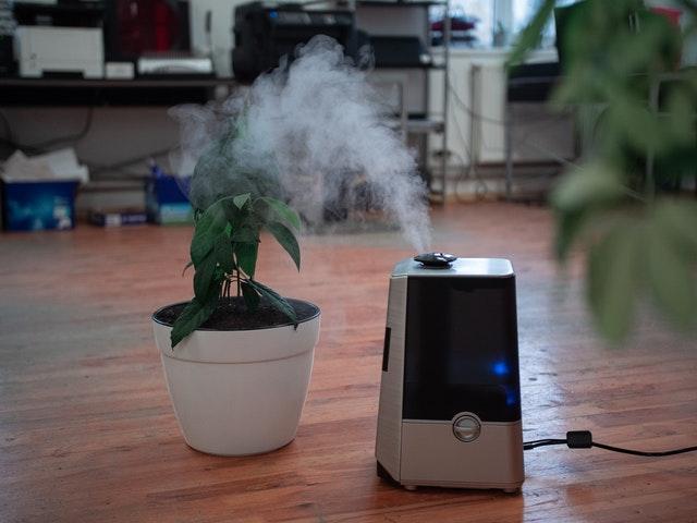 nawilżacz powietrza dla rodziców